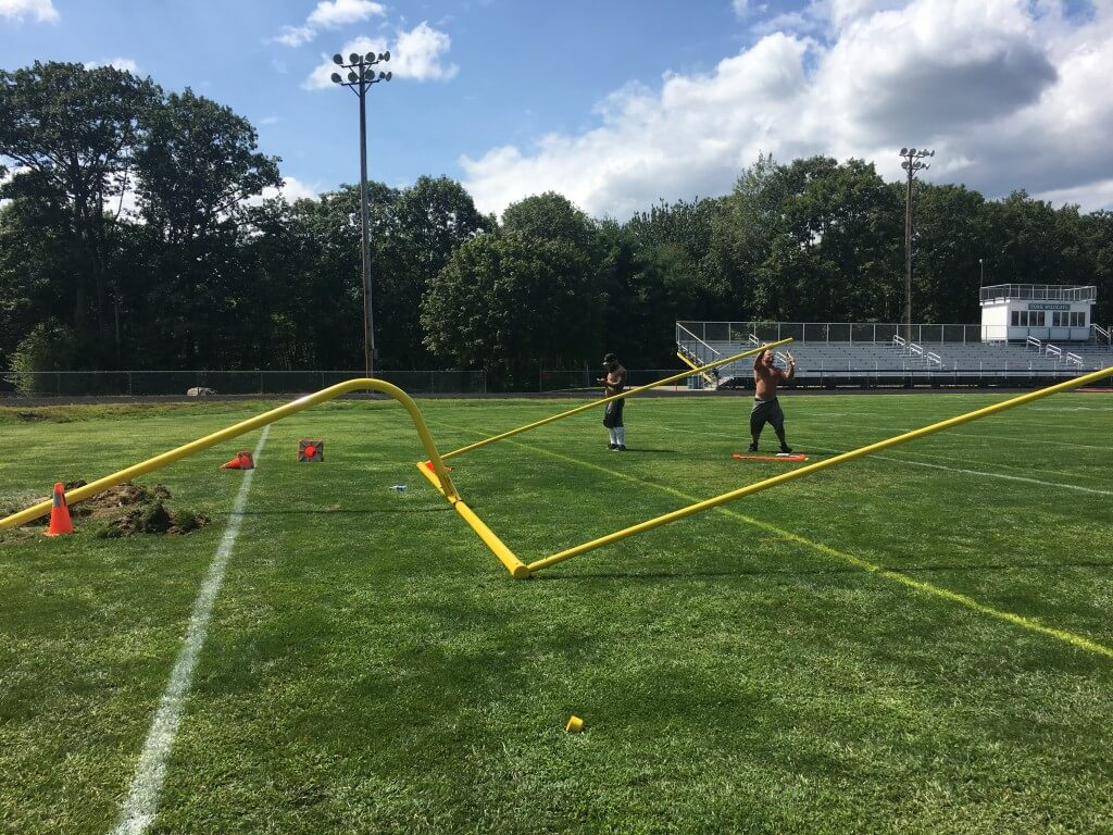 Synthetic Athletic Turf