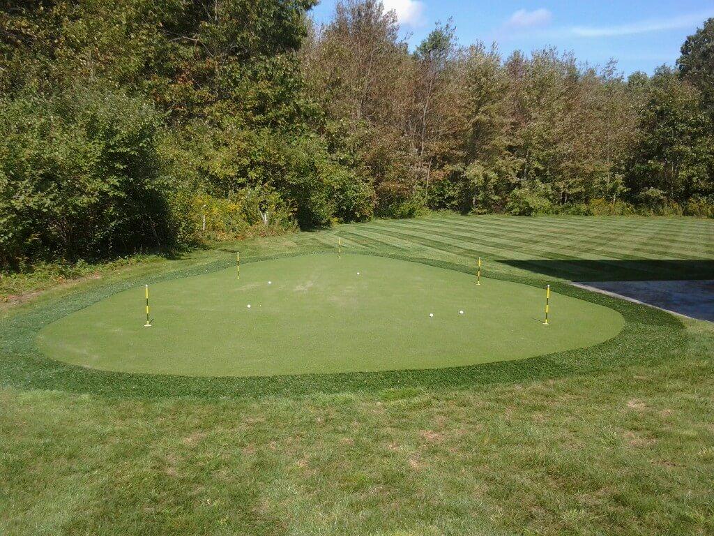 Golf Practice Heaven