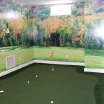 Putting Green In Your Basement