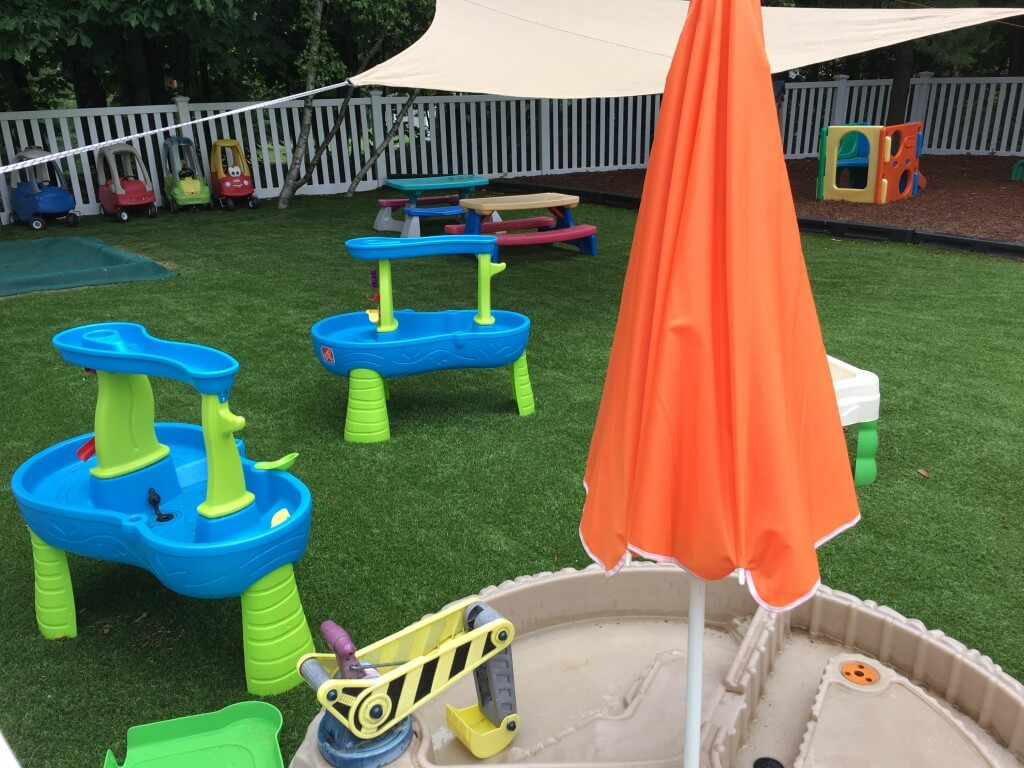 daycare synthetic turf