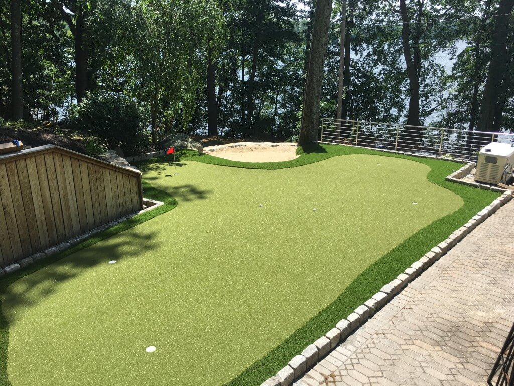 lenox hotel synthetic turf