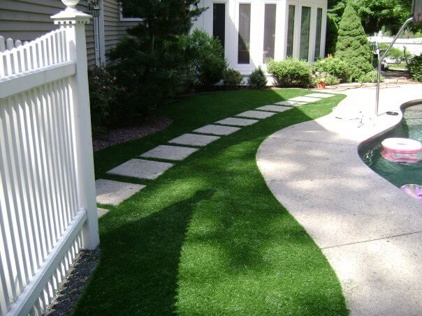 residential synthetic turf