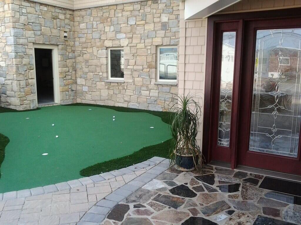 Small Golf Area