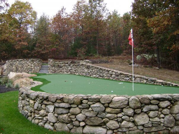 Outdoor Golf Course