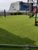 synthetic turf lenox hotel