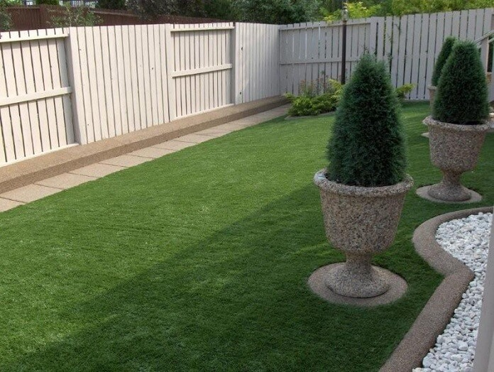 gorgeous synthetic turf
