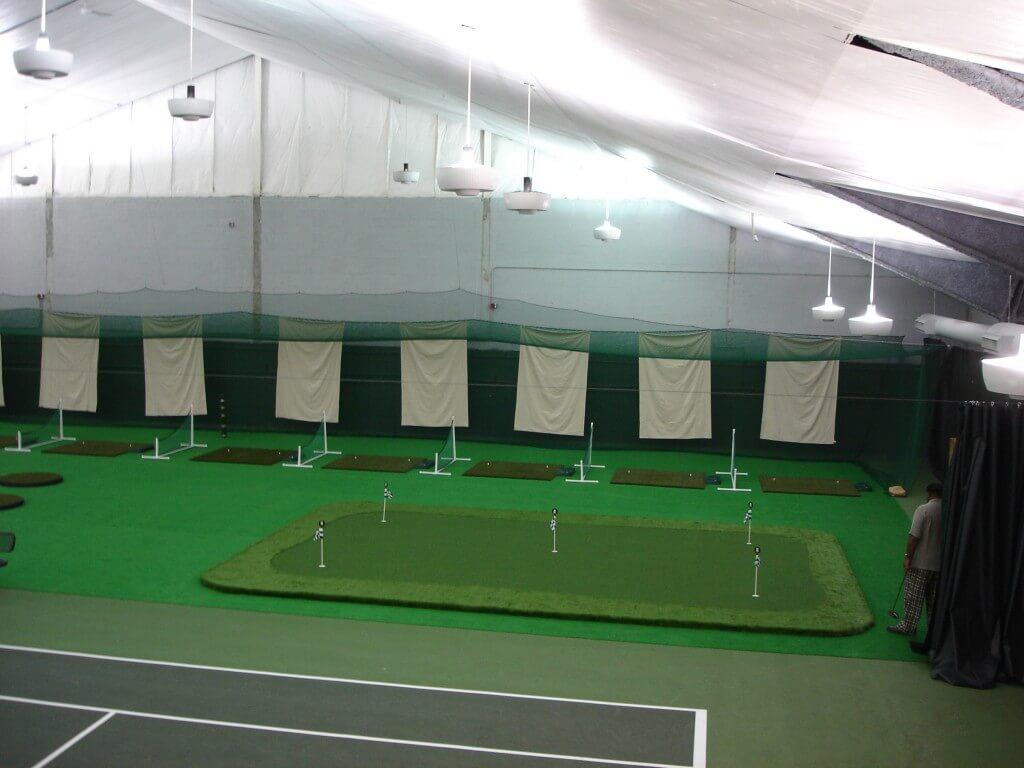 indoor athletic turf